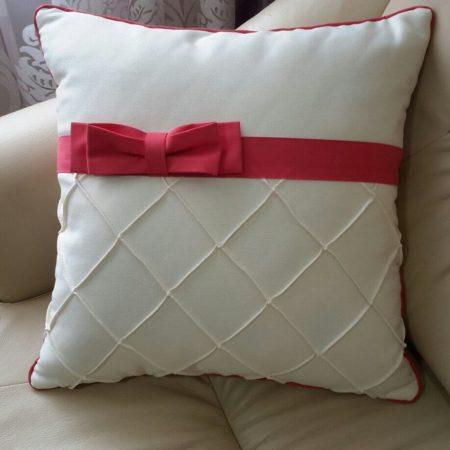 подушки под шторы для спальни