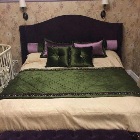 готовые шторы покрывало для спальни