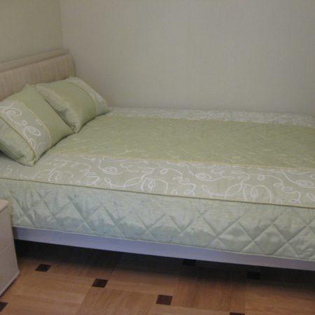 готовые шторы для спальни нежные