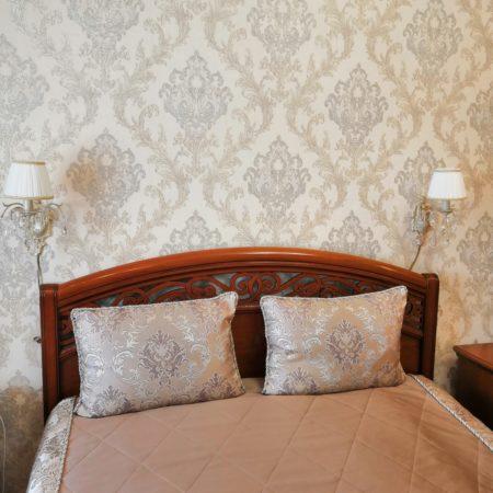 классика готовые шторы для спальни