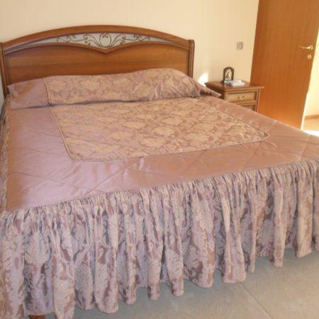 готовые шторы для спальни атлас