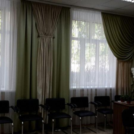 купить тюль шторы кабинет руководителя