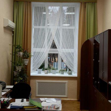 купить тюль шторы в кабинет