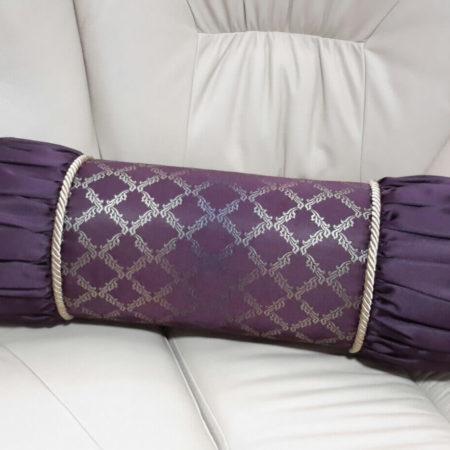 подушки под шторы для гостиной