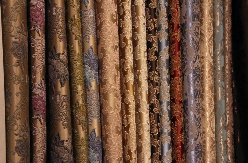 портьерные ткани разновидности
