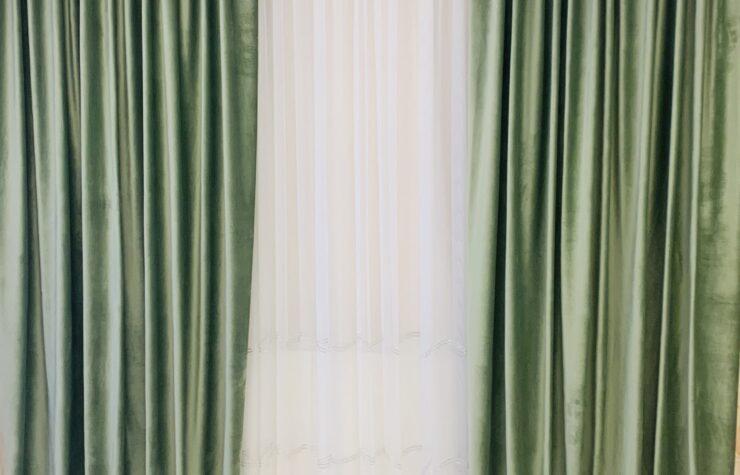 купить готовые шторы воронеж портьеры бархат