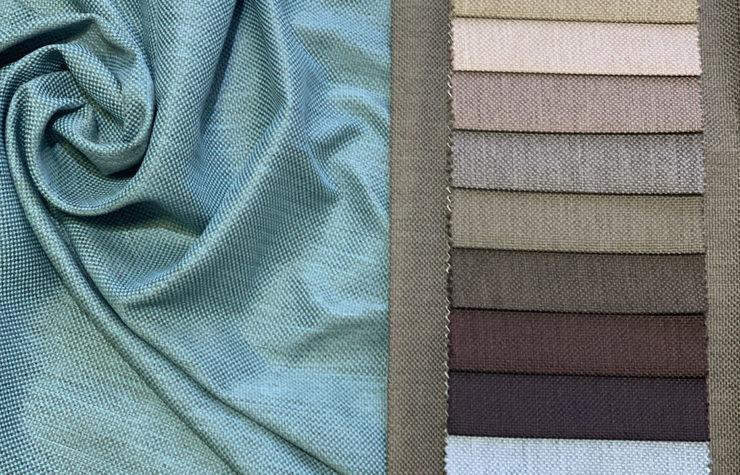 купить портьерные ткани рогожка