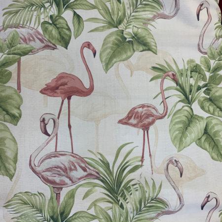 ткань портьерная фламинго