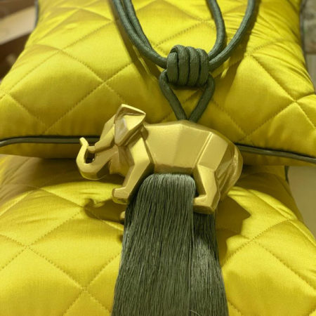 аксессуары для штор подхват слон